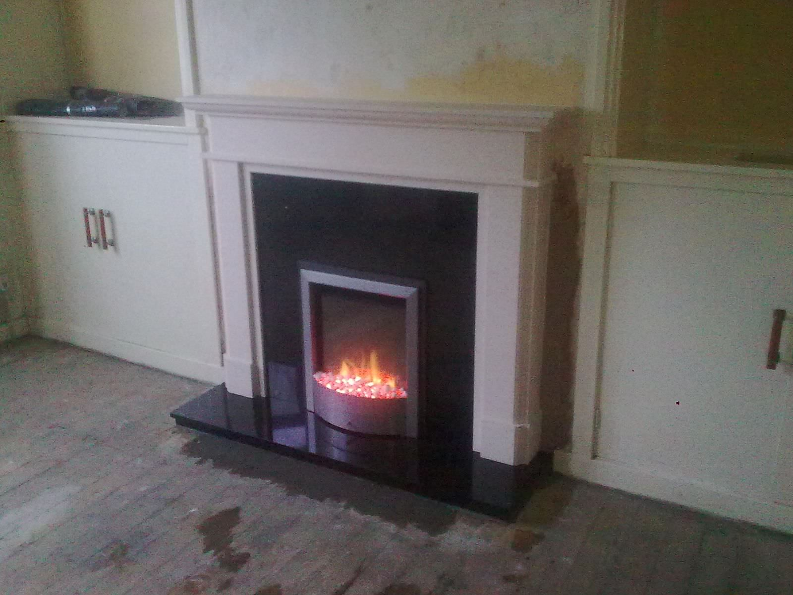 Fire Fireplace And Central Heating Installation