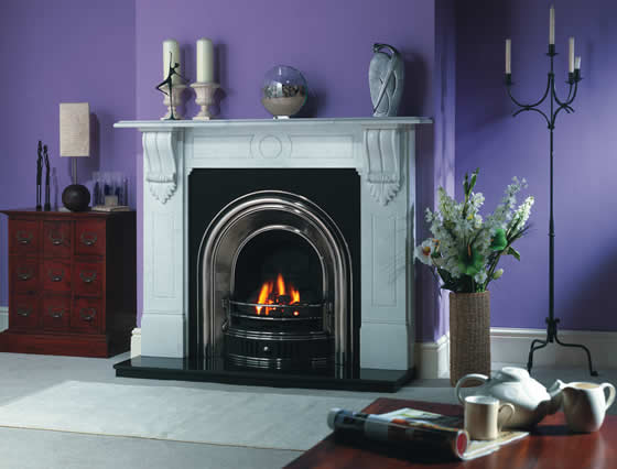 Bespoke Fireplaces and Gas Fires in Ayrshire| Daniel Dunlop