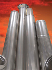 Selkirk Flue Pipe Supply And Installation In Ayrshire